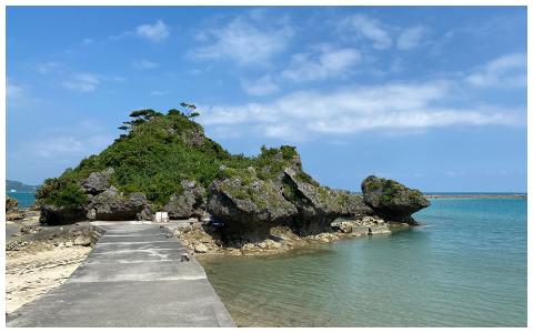 浜比嘉島(沖縄県うるま市)