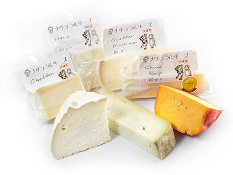 The Cheese Guy (The Cheese Shop)〈非公開〉